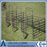 low carbon easily assembled wire fence hinge joint wire mesh high tensile horse fence