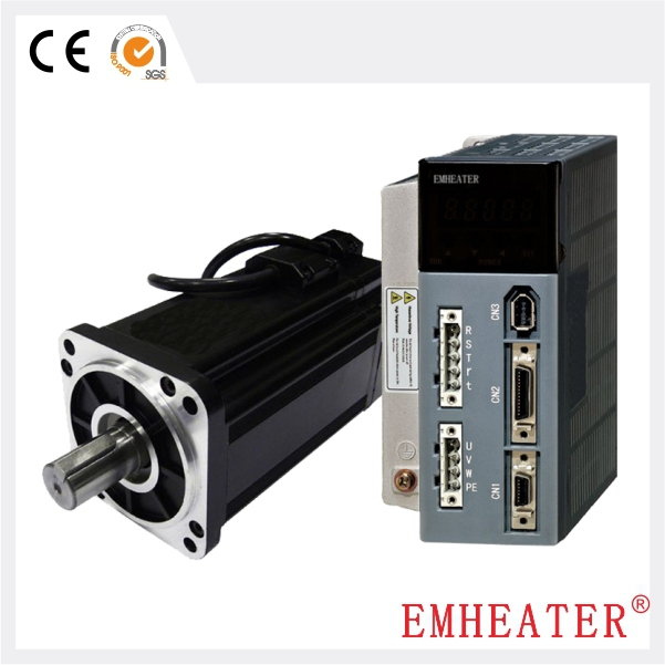 220v 200w Servo Motor And Servo Amplifier System