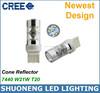 Auto Parts Super Bright 350lm 7440 Cre-XBD New Products t20 w21w Led Bulb, Led Brake Light, Backup Light Car Led