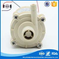 Reliable supplier micro water pump/dc water submersible pump with best after-sales service