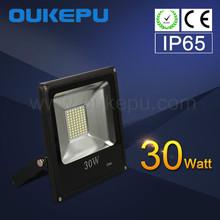 smaller electric bills IP66 led flood light 30w