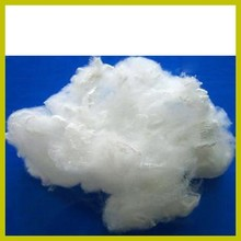 Polyester Staple Fiber/1.4d X 38mm /100% Polyester/White