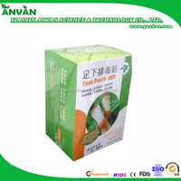 best detox foot patch high quality best sale hot new original chinese detox foot patch