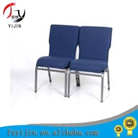 Factory price used church furniture chairs