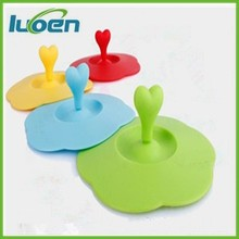Hot Selling New Arrival 100% Food Grade Silicone cover lid