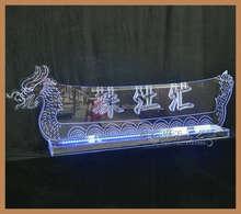 GH-IS041 acrylic denture base, acrylic ice sculptures