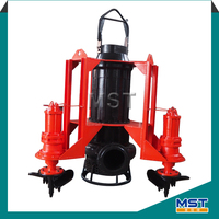 High Flow High Head Electric Centrifugal Submersible Slurry Pump