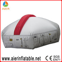 Fun inflatable laser tag arena,laser tag inflatable laser maze