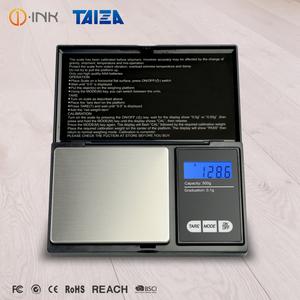 Ювелирные изделия весом 0,01 г 100 г 200 г 300 г 500 г 1 кг карманные мини-цифры весовые весы