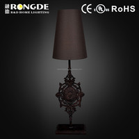 Luxury Antique Classic Home Goods hotel table lamp