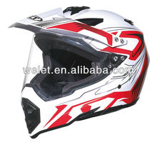 Full face helmet for motorcycle dirt Bike Helmet wlt-128 New style Black full face helmet for motorcycle