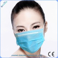 Health care product Ear-loop disposable dental face masks
