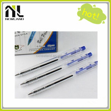 2015 advertising promotional logo plastic ball pen bic buy from China