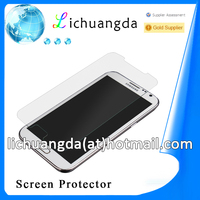 invisible shield tempered glass screen protector for Samsung note 3