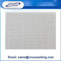 Easily Assembled 1x1 electric galvanized welded wire mesh
