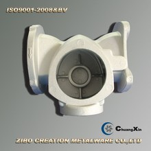 China Manufacturer Aluminum Die Casting Stem Gate Valve