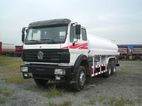 China manufacture BEIBEN hot 6X4 oil truck