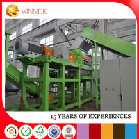 Electronic Recycle Plastic Granules Making Machine Price