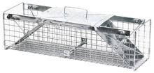sliding rear doors Transfer cages