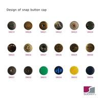 Bulk decoration snap stud fasteners china supplier