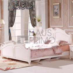 Modern Design Wooden Home Furniture/ 5PCS White King Size Bedroom Furniture Sets