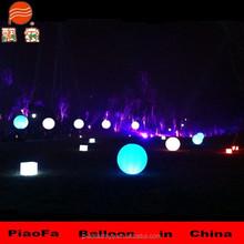 big pvc helium balloon