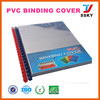 Stationery plastic pvc book cover manufacturer