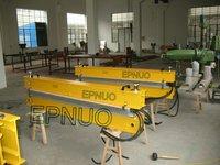 CE PVC/PU conveyor belt hot vulcanizing press