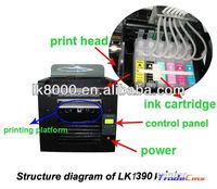 2013 Digital hot foil stamping usb printer