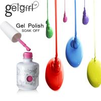 Hot sale color uv soak off nail gel polish edge gel polish