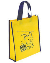 cheap fashion manufacture non woven bag/ 2013 fashion die cut/punch non woven bag/ 2012 fashion non woven handbag (bnt-w-0105)