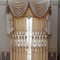 custom embroider sheer bedroom curtain 2015 new design luxury embroidered curtain
