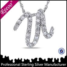 Fashion necklace bali indonesia jewelry silver