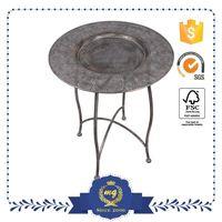 Top Quality Elegant Marble Metal Coffee Table