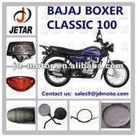 motorcycle parts for BAJAJ BOXER CLASSIC 100