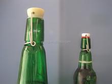 Glass swing top bottles wholesale beer bottles swing top