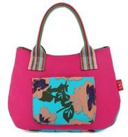 Factory Customized classic canvas women handbag tote bag