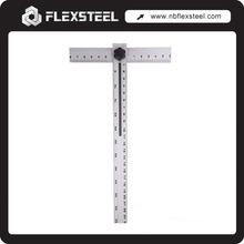 Flexsteel Profesional Aluminio Regla T
