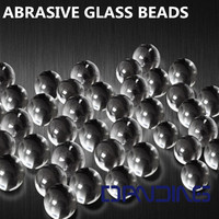 Sandblasters abrasive Glass Cleaning Powder