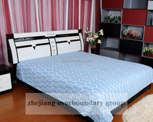 blue Printed quilts