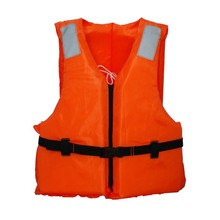 High Quality Personalized SOLAS Approved EC & CCS Marine Working Life Vest/Life Jacket