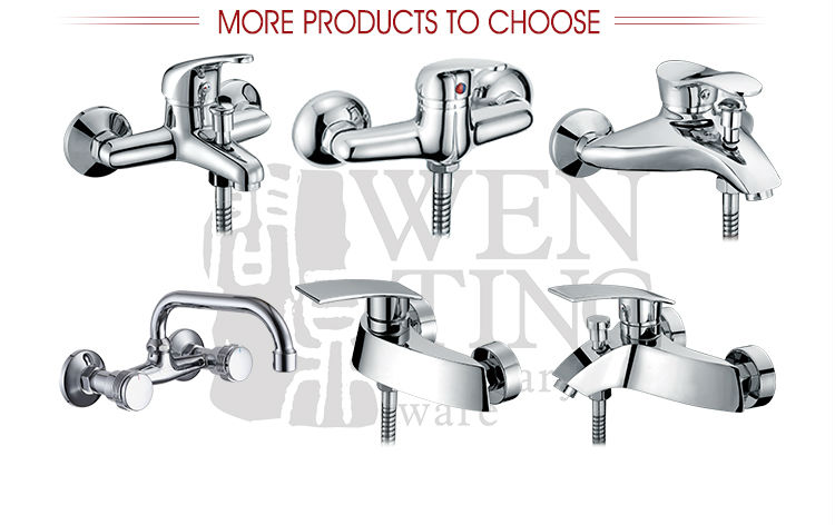 Simple and elegance surface mounted upc shower faucet