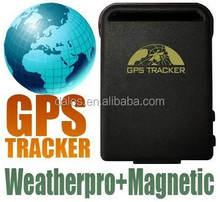 Factory supply! GPS Tracker TK102 with 1 PC Battery + Car Charger, TK102