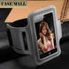 Colorful Leather Sports Armband for iphone 5 5s 6 6s case pouch for Samsung S6 S6 Edge