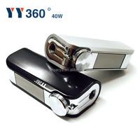 Hot Sale YY360 40w Box Mod 2500mah Capacity YACYA 360 Adjustment switch YY360 Mod