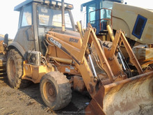 CASE 580L 890 mini used backhoe loader for sale front end loader