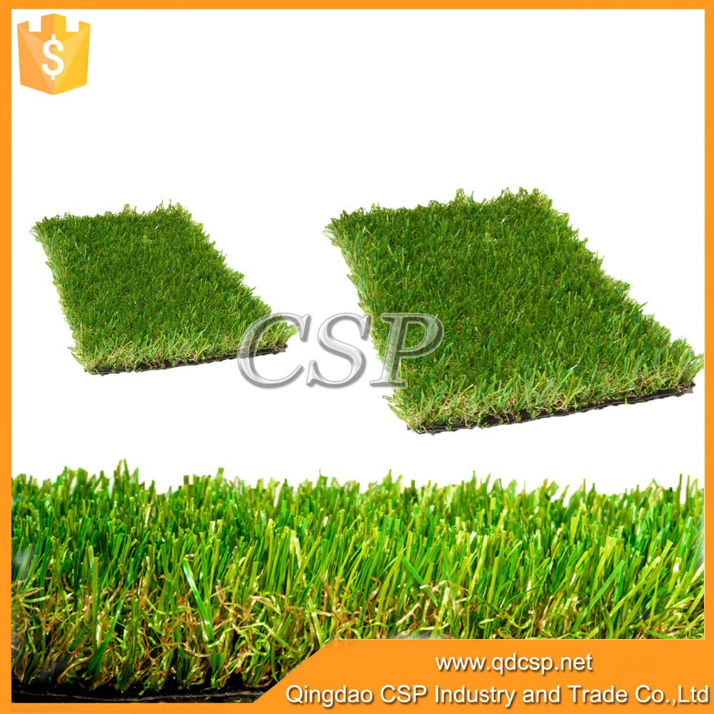 Low price with high quality artificial grass synthetic for Faux grass for crafts