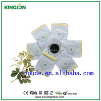 China OEM serving losing weight product,CE,FDA slim patch for women health