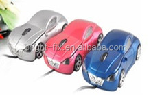 2015 factory promotion electronic gift car design optical mouse