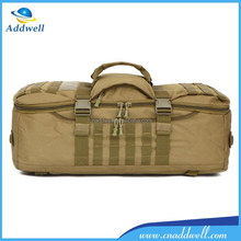 Outdoor camouflage travel tactical military duffle bag